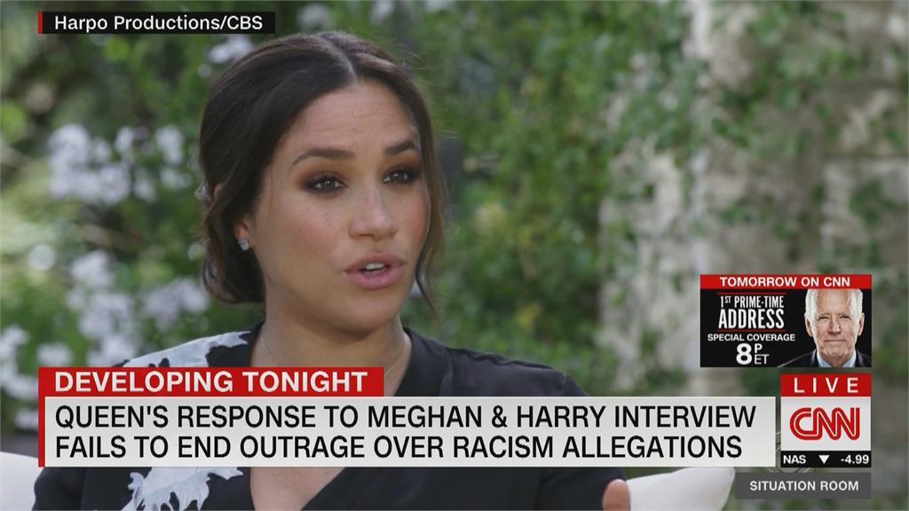 主持人質疑梅根說謊遭反嗆!爆氣衝出攝影棚不幹了