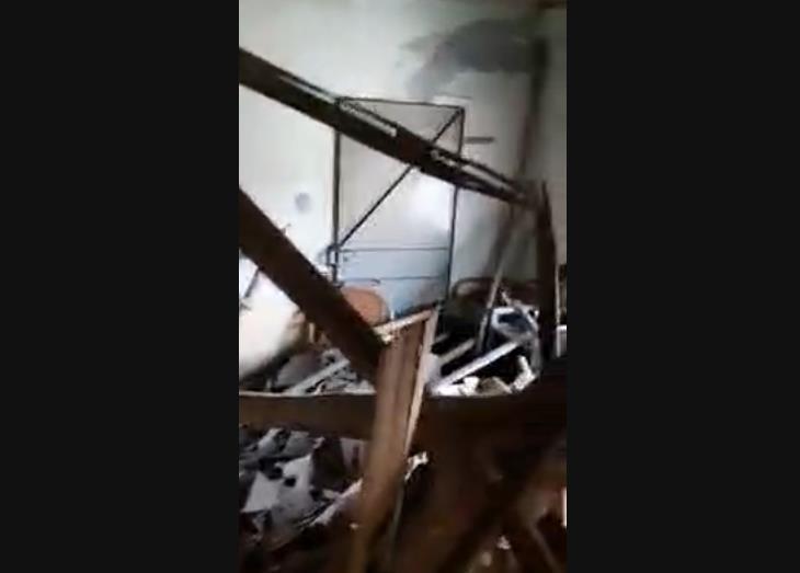 快新聞/台南一晚連2地震! 他家天花板被震垮問:有房子可以租嗎?