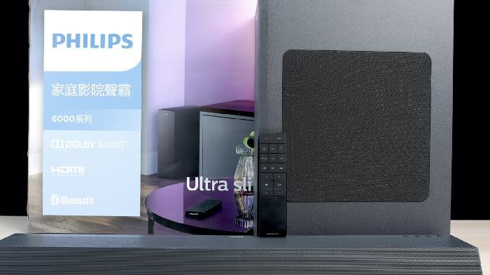 Soundbar 家庭影音升級 PHILIPS TAB6305