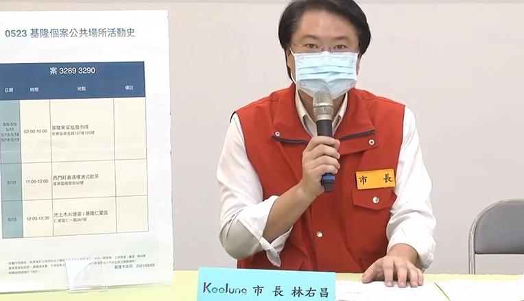 快新聞/基隆昨日本土增9例 「曾到萬華」夜上海、浪漫屋