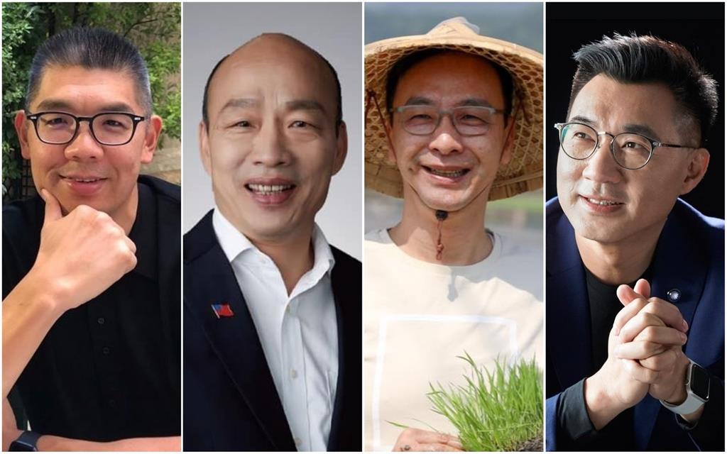 誰當國民黨主席最適合?韓國瑜排第二 藍營支持者最挺他