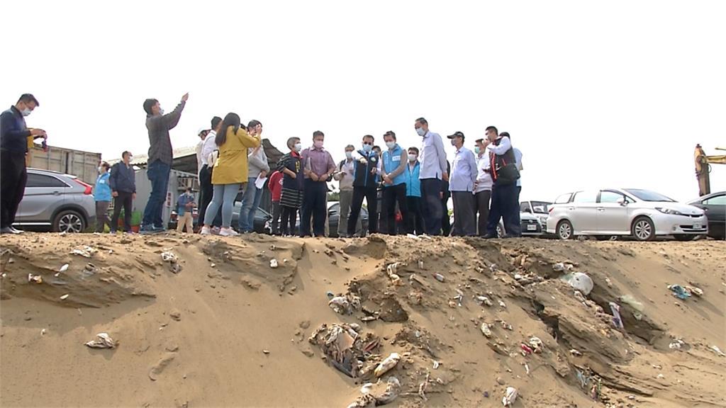 新豐鄉最毒海岸線!清除上萬公噸毒廢棄物