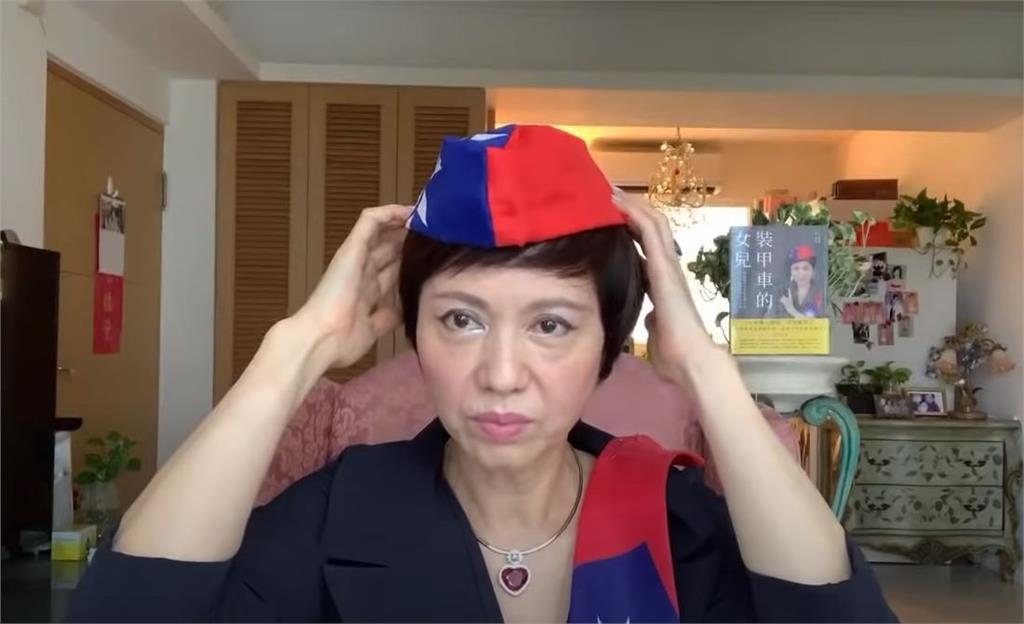 韓粉女星復出!讚歐陽娜娜上央視是「台灣之光」 高呼:我們都中國人
