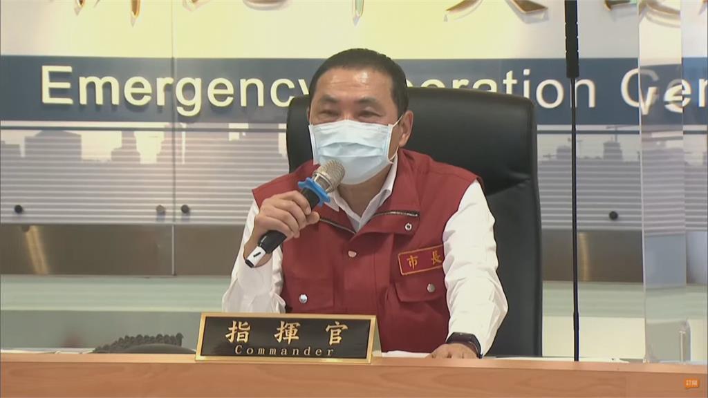 快新聞/新北屠宰場爆1確診、5快篩陽性 所有批發市場員工緊急快篩打疫苗