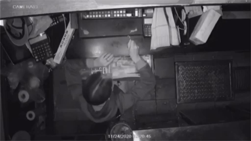 台北車站傳竊案! 賊趁清潔空檔闖入偷