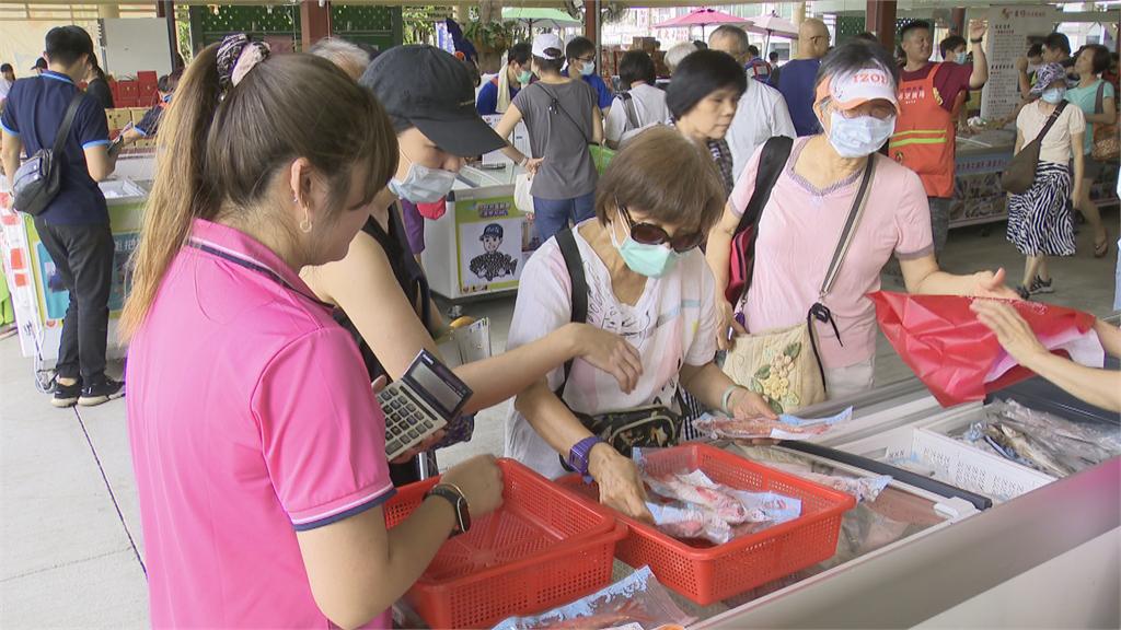 中秋來烤海鮮吧!虱目魚、台灣鯛、中卷價平穩