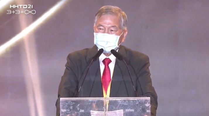 快新聞/沈榮津:若鴻海「電動巴士」通過審驗 明年高雄有望上路