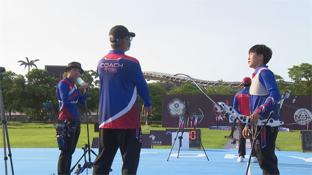 上屆銅牌! 台灣射箭女團不敵德國 無緣晉級8強