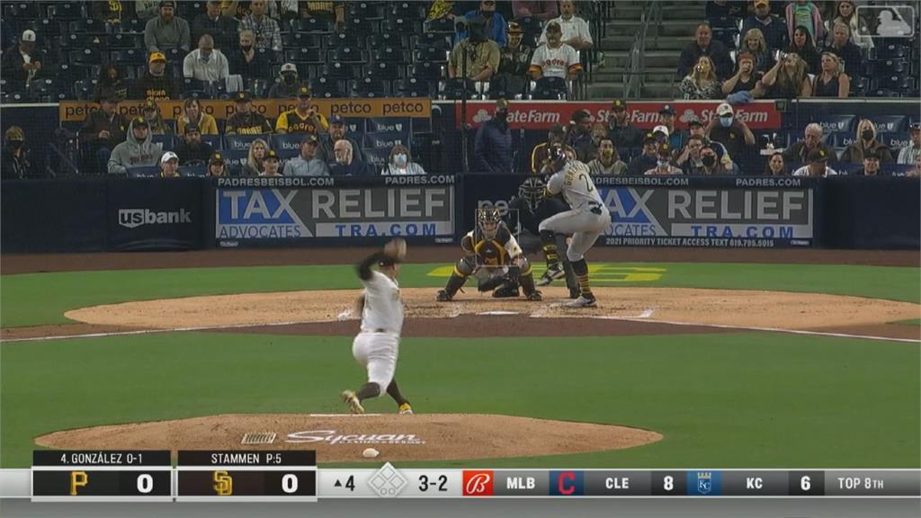 MLB大咖球星「小大帝士」確診武漢肺炎!教士三球員遭隔離