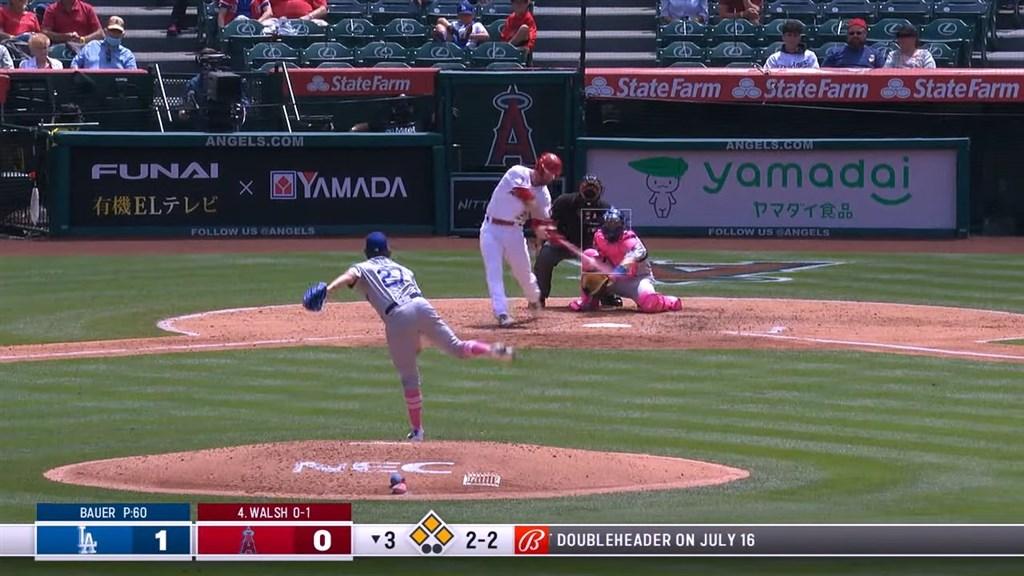 MLB/天使6投聯手擒道奇 洛城內戰系列勝出