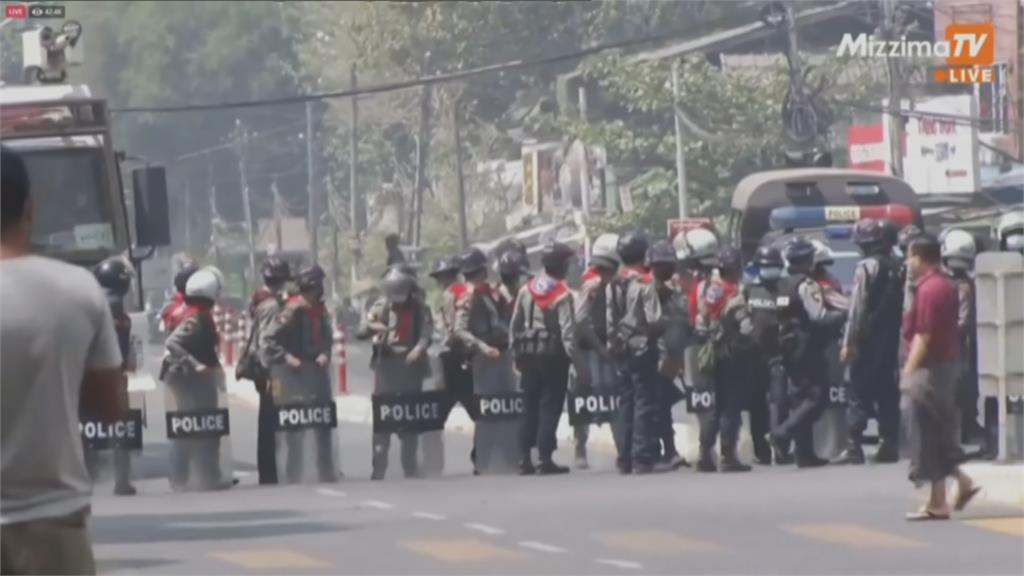 快新聞/緬甸政變後首名外國記者被逮 日籍記者傍晚已獲釋