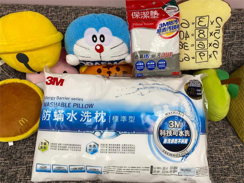 快新聞/堆積衣物、泛黃枕頭成焦點 高嘉瑜今秀禮物:一定會努力維持整潔!