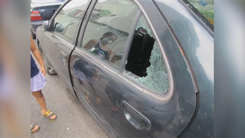 八個月偷遍雙北上百台車受害 破窗大盜「再度」落網