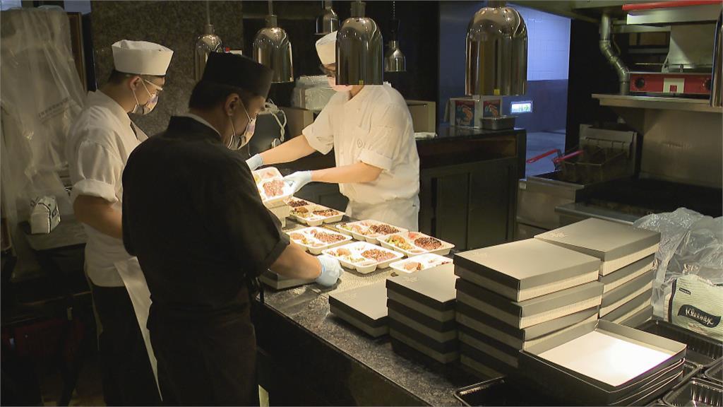 改賣便當、套餐、熟食外帶 星級飯店轉型救業績