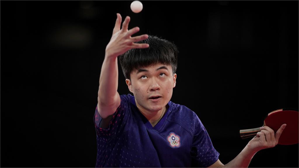 東奧/林昀儒3:4惜敗樊振東 中國網友讚:小林打球太有「靈氣」