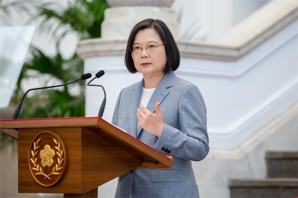 快新聞/蓋亞那「台灣辦公室」生變 蔡英文批習近平:台灣人不會向逆境低頭