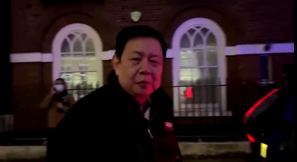 緬甸駐英大使挺翁山蘇姬遭鎖使館外 傳副大使接任臨時代辦