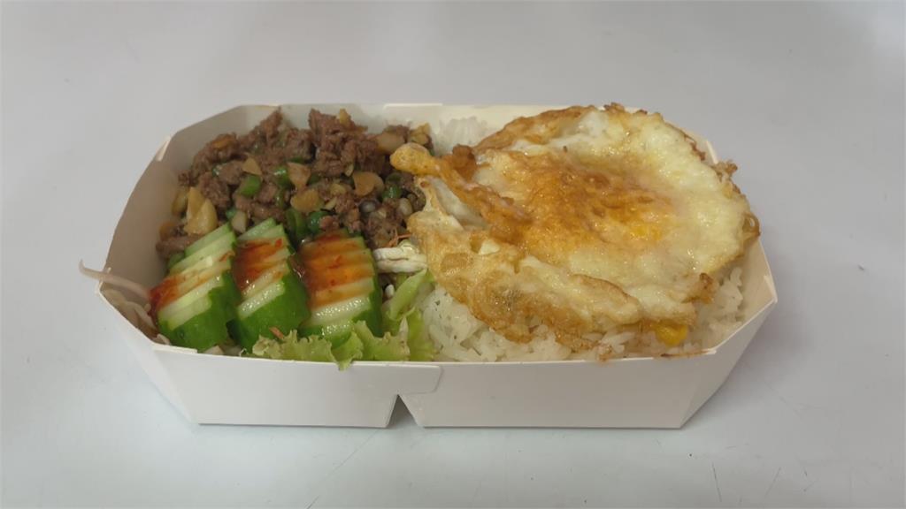 泰式料理店改賣「打拋肉」便當 泰式口味受歡迎