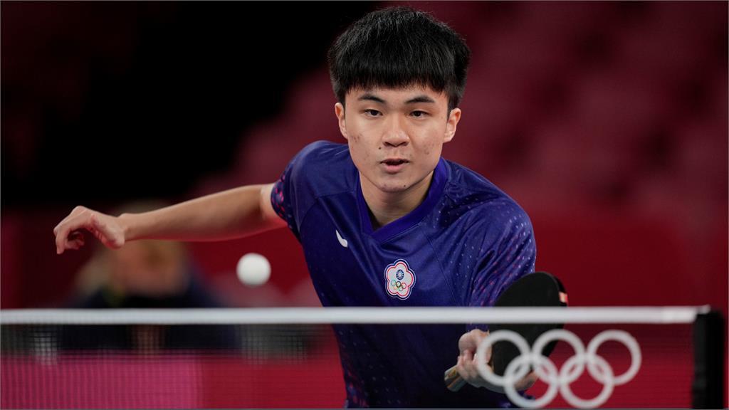 東奧/「桌球小將」林昀儒「直落4」挺進4強 姑丈回憶:他小六就打贏我了