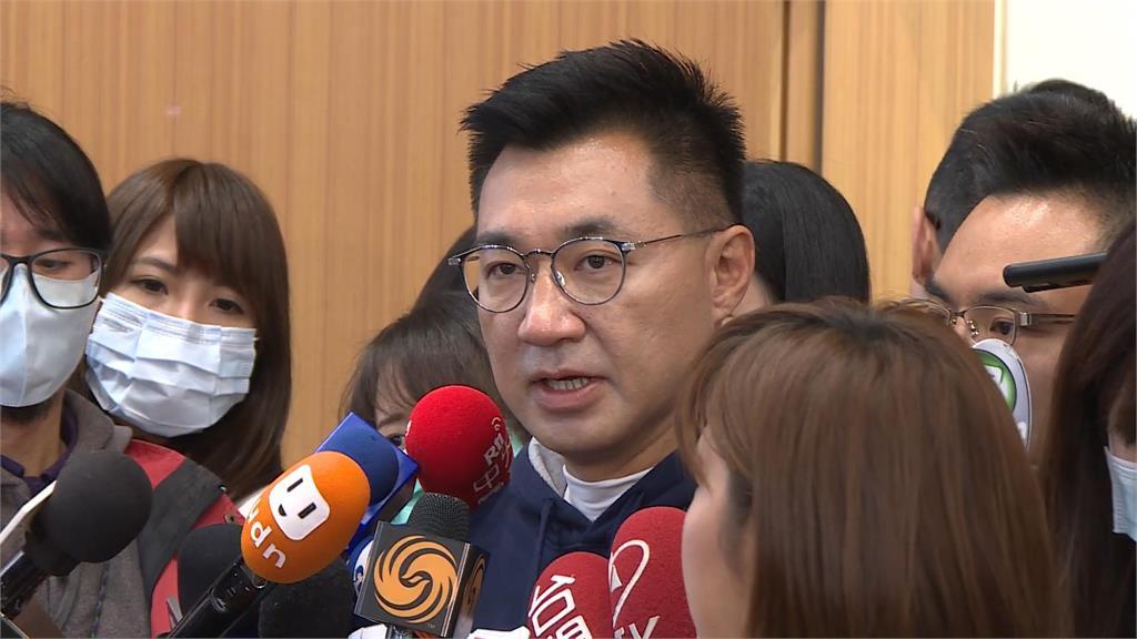 快新聞/江啟臣見不到美訪團批「小鼻子小眼睛」 民進黨揭真相打臉