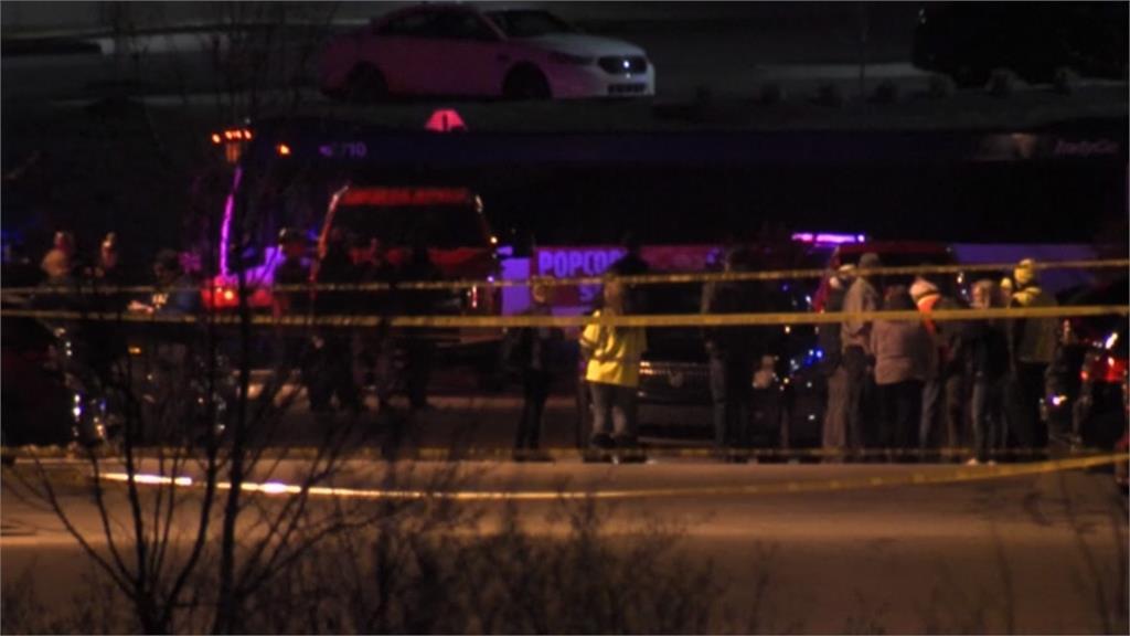 槍手闖FedEx掃射 造成9死60人輕重傷