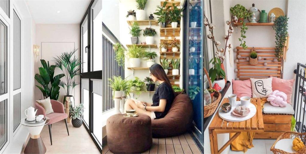 打造夢幻陽台:提前掌握 4 個佈置訣竅 你也能擁有放鬆小憩的陽台角落