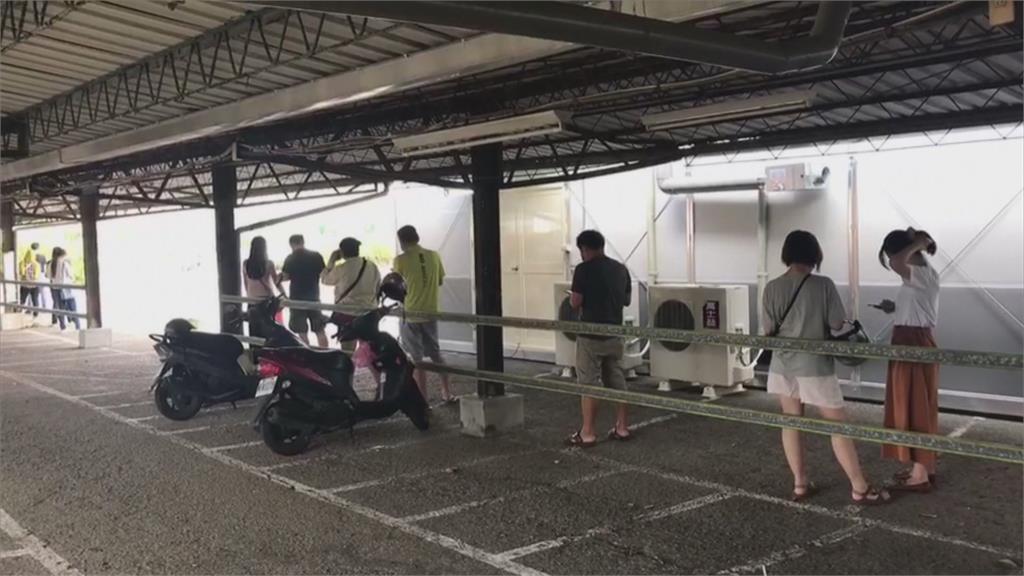 杜絕端午連假疫情破口! 台南鼓勵返鄉先快篩首日 200多人皆陰性