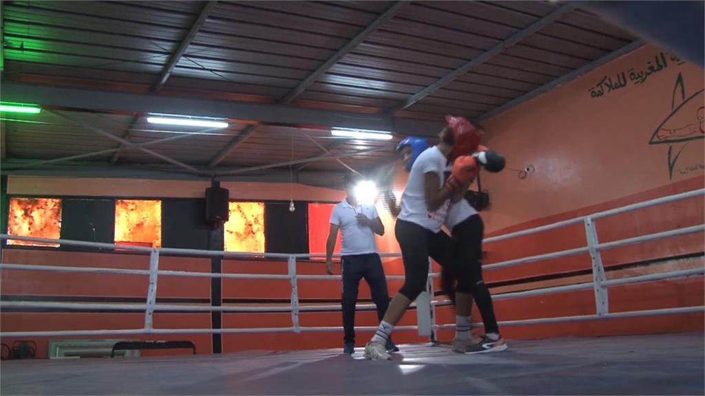摩洛哥國訓解禁!金牌女拳手加快腳步備戰東奧