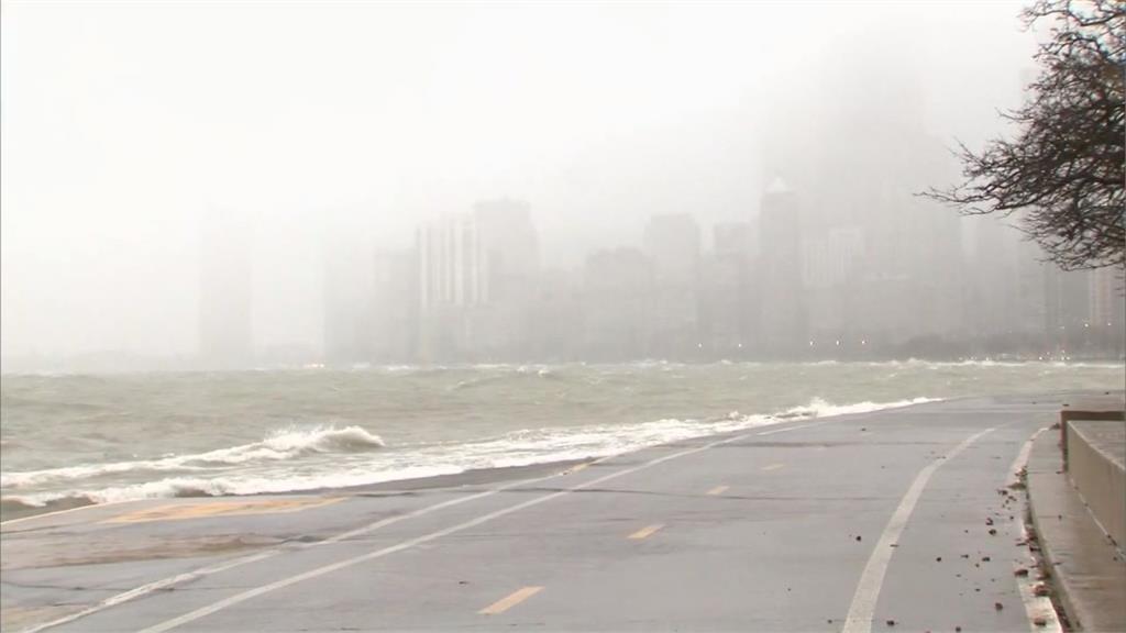 龍捲風、冰雪橫掃美國!至少11人死亡