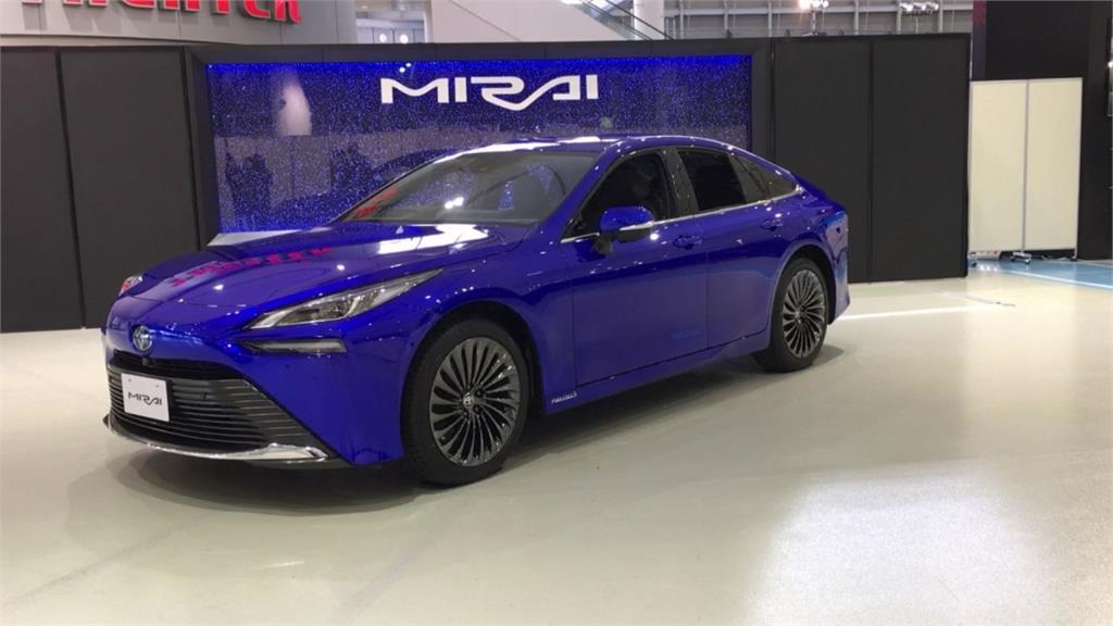 豐田發表二代氫燃料電池車 續航力增加3成