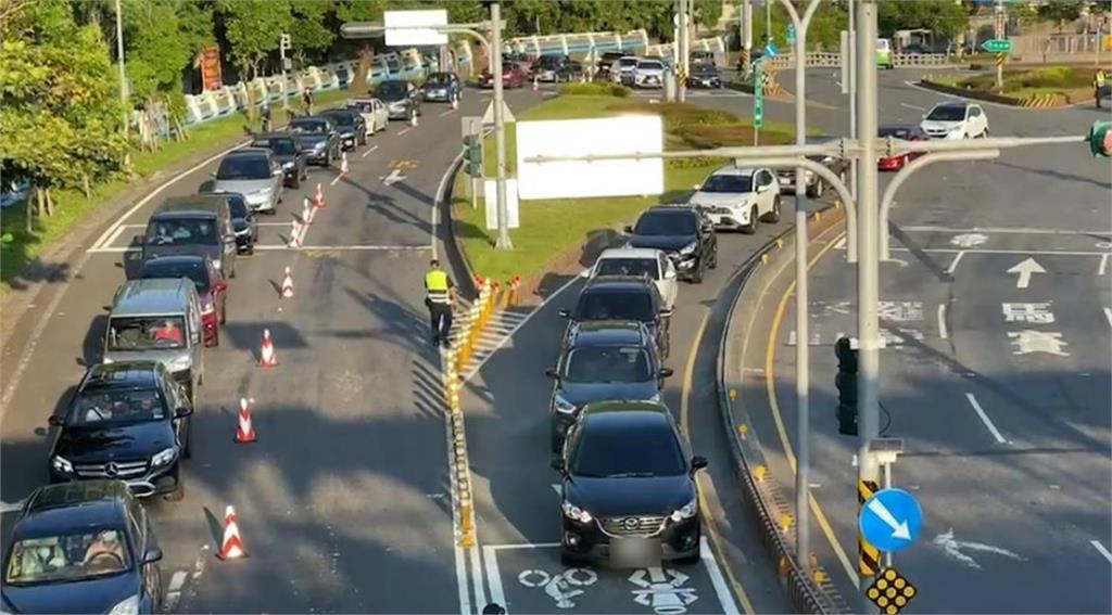 中秋連假收假!公路總局列「5主要幹道」恐塞車到晚上9點