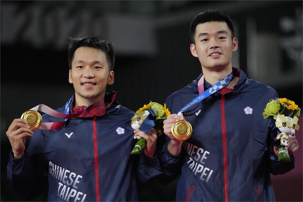 東奧/麟洋配擊垮中國奪金牌 美國金融大亨高喊:台灣不是中國!