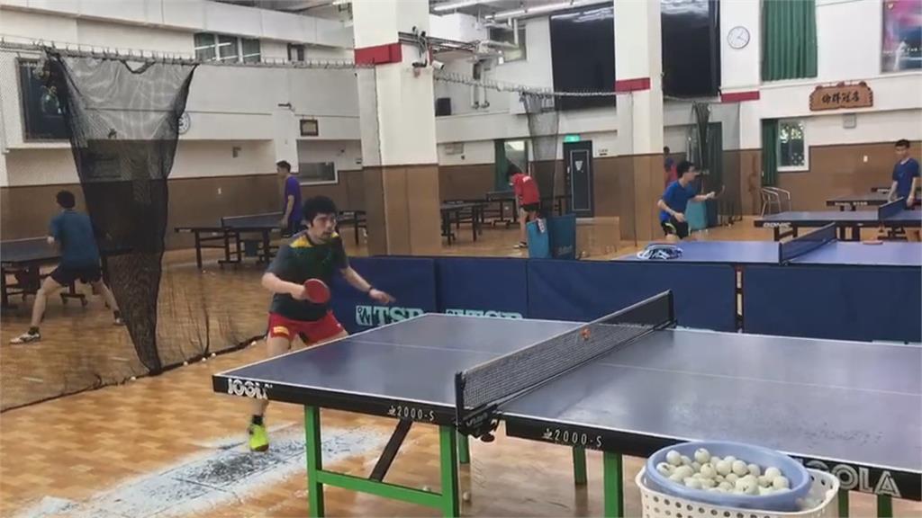 莊智淵激戰七局獲勝 東奧桌球男單晉級第三輪