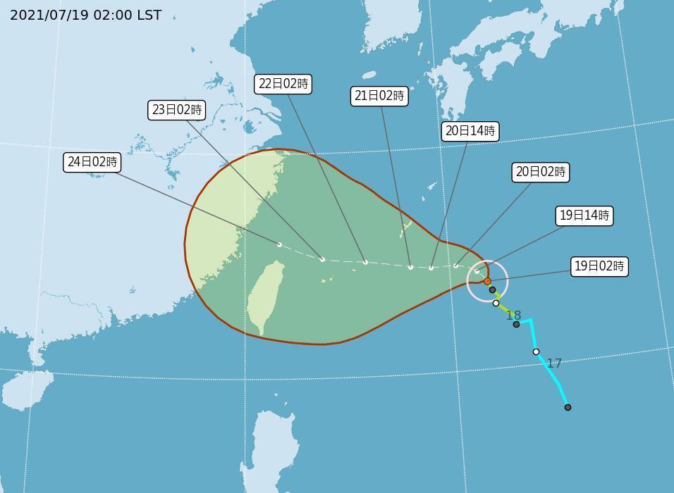 烟花急轉彎「颱風假」沒了!網震驚「已1年沒放假」曝恐怖事實