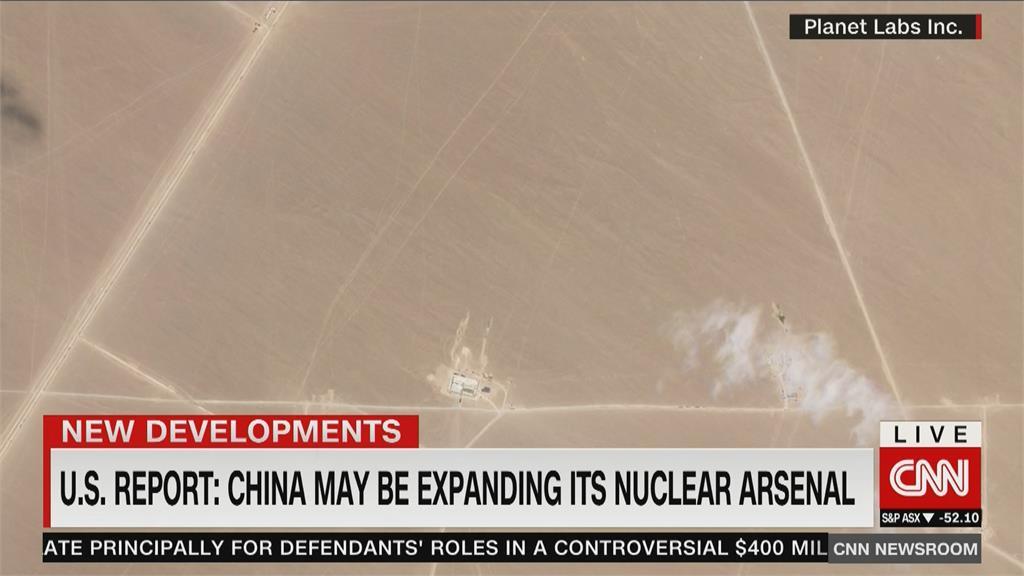 中國可以一直蓋、一直蓋飛彈發射井嗎? 二個月發現230座