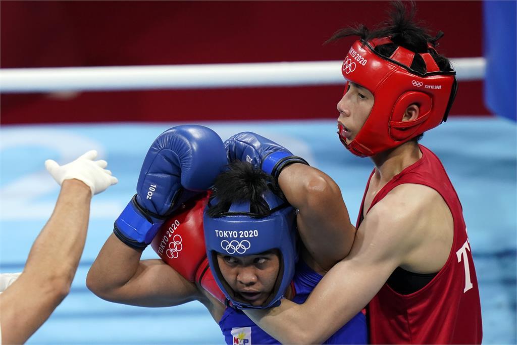東奧/林郁婷拳擊不敵菲律賓女將 16強2:3無緣晉級