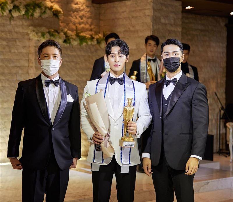 2021韓國國際先生冠軍出爐 182壯碩男大生被韓媒封「今年最強美男」