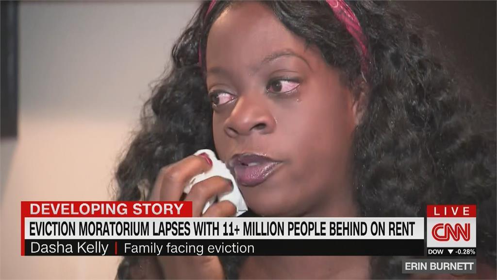 美國驅逐房客禁令到期 千萬人恐成疫情破口