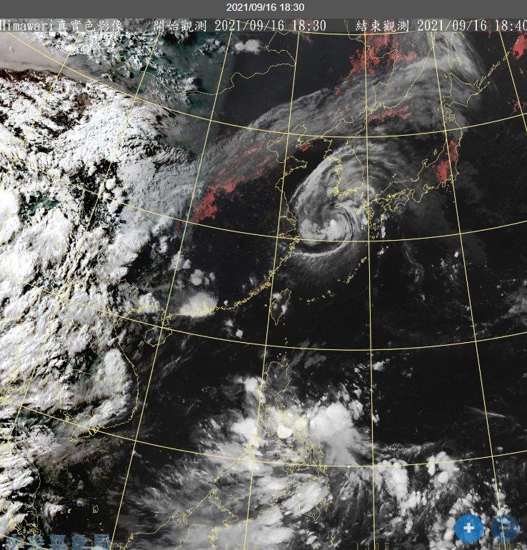 準颱風「電母」路徑出爐!名字這國取的、不叫「雷母」有原因