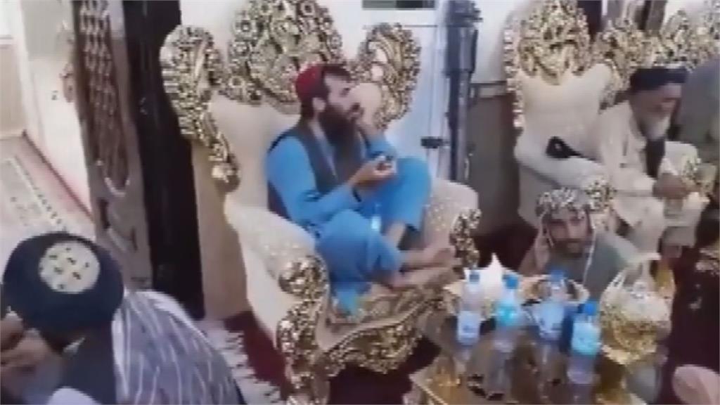 塔利班佔阿富汗前軍閥豪宅!內裝如迷宮還有室內泳池 奢華生活成對比