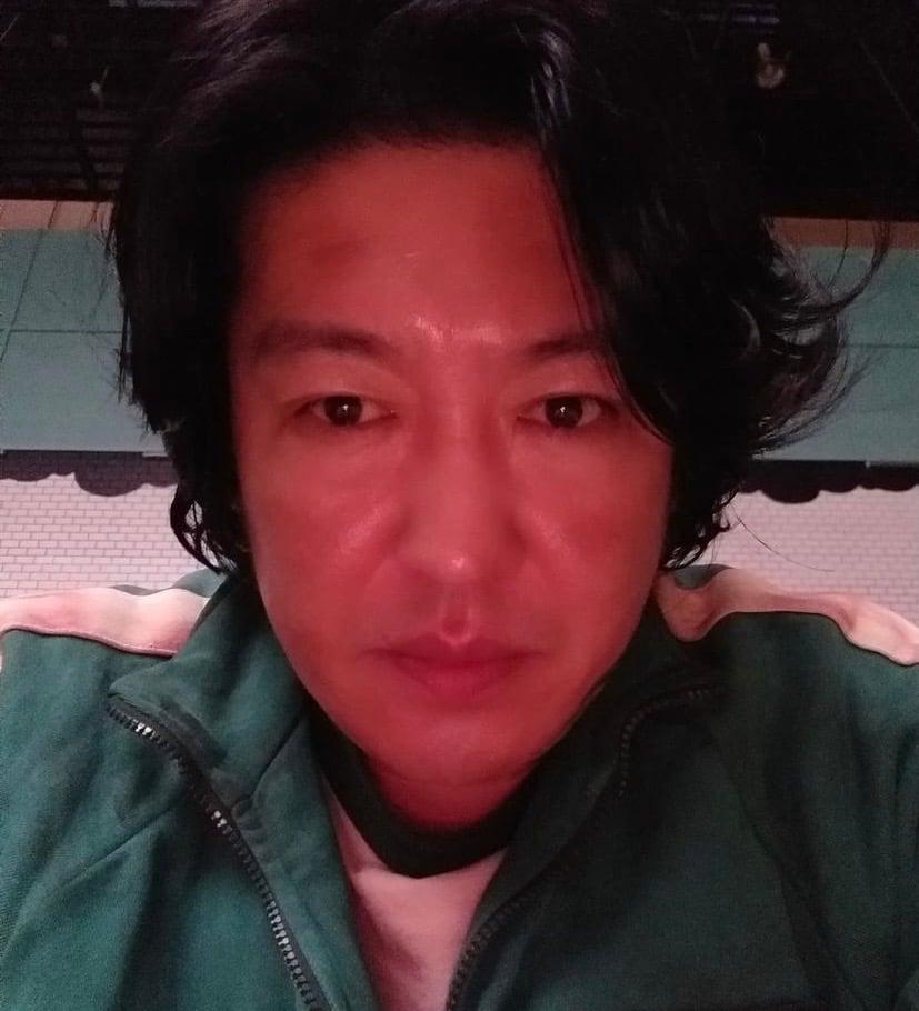 賴清德演韓劇?翻《魷魚》演員IG驚見「副總統」網笑:怎麼跑去兼差!