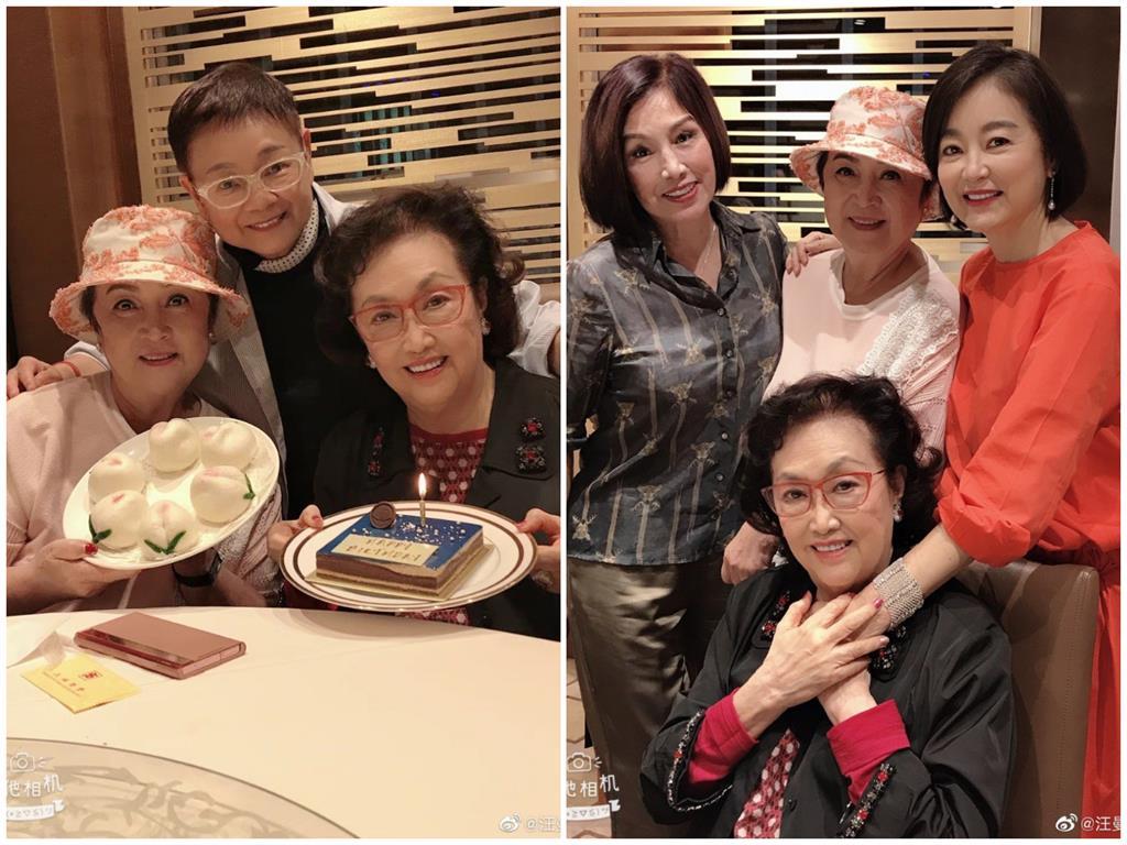 林青霞甩肉12公斤變這麼正!美人們齊聚替「曼波女神」慶88歲大壽
