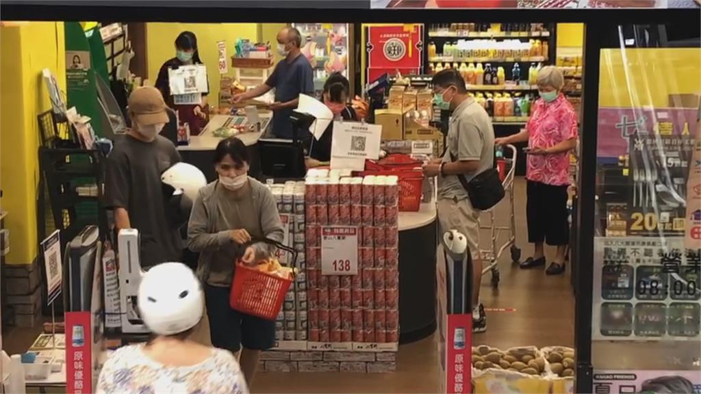 有消費者在基隆賣場 花35元買咖啡中1千萬發票