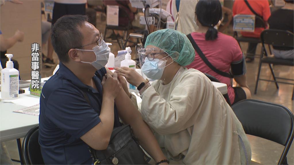 北市疫苗放到過期 議員批柯市府糟蹋日本好意