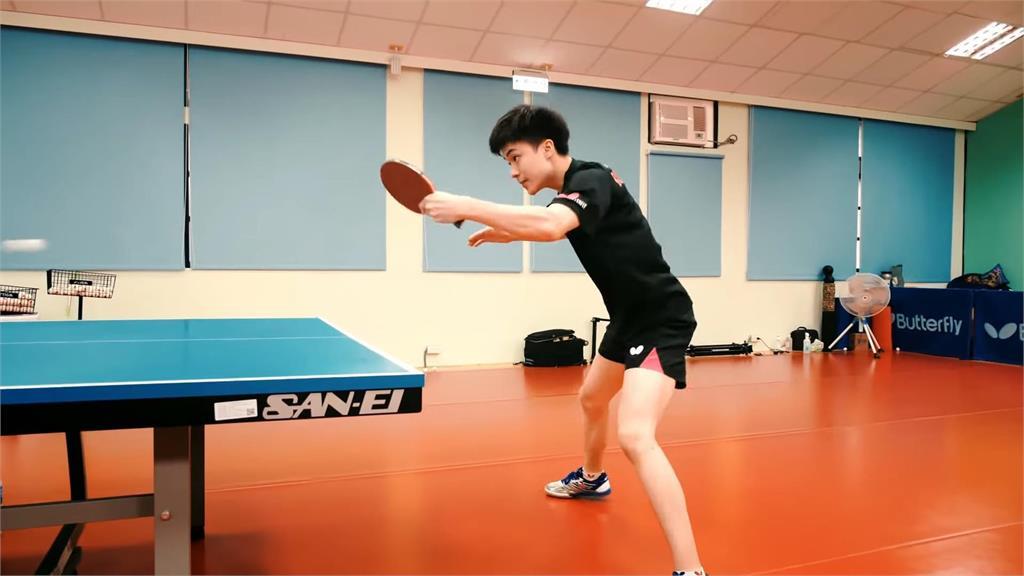 東奧/駁天才論!林昀儒每天勤練桌球 自曝:唯一休息的日子是「這天」