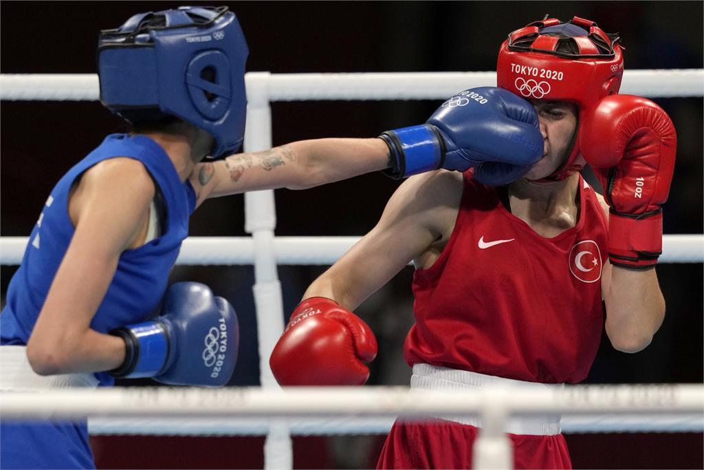 東奧/拳擊女將黃筱雯不敵土耳其!「並列銅牌」仍創台灣最佳紀錄
