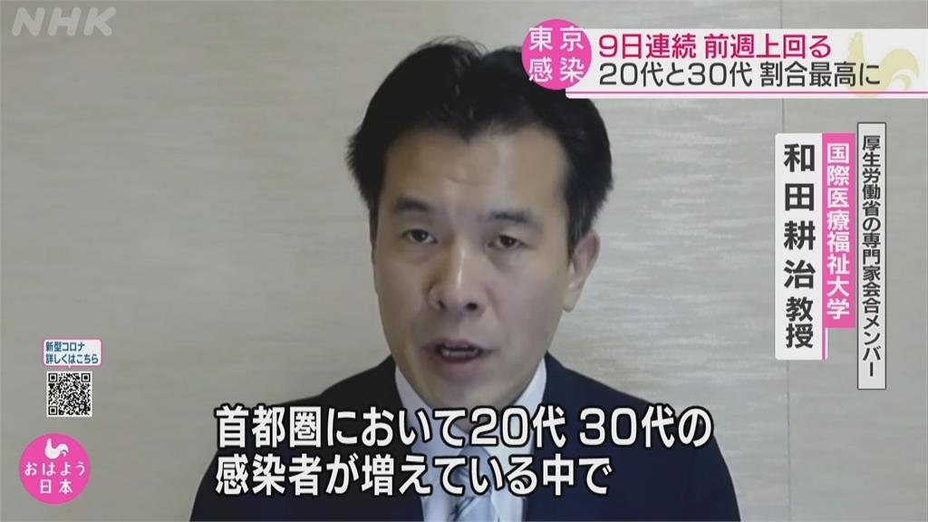 日本確診病歷「一半是青壯年」 年輕人疫苗猶豫 醫籲速接種