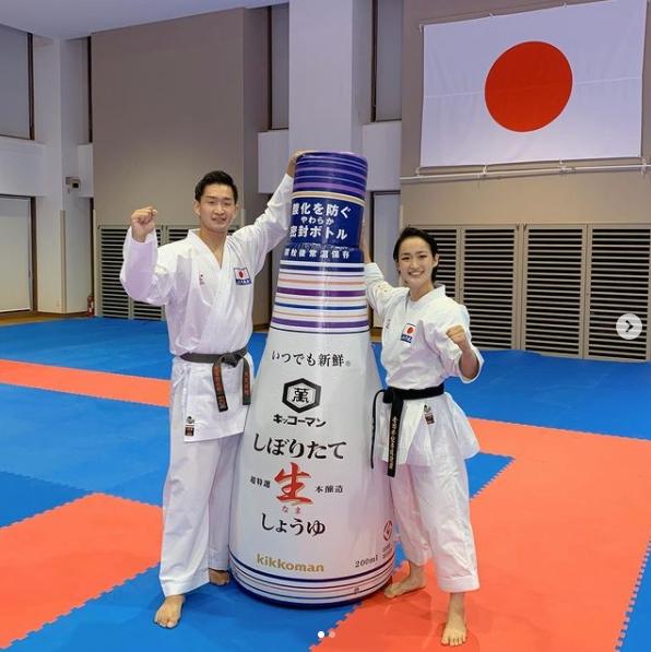 東奧/「空手道綾瀨遙」人氣高!清水希容誓言為日本「留下金牌」