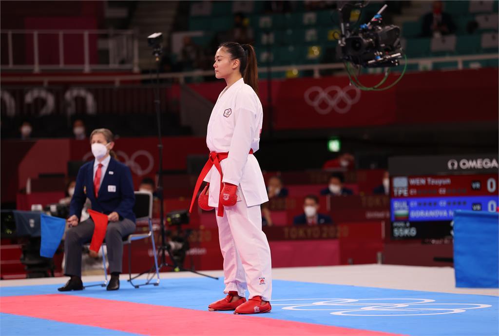 曾髖骨扭傷坐輪椅!文姿云差點比不了奧運 挺過低潮東奧奪銅破紀錄