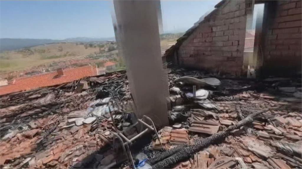 熱浪助長土耳其野火拉警報 2燃煤發電廠告急